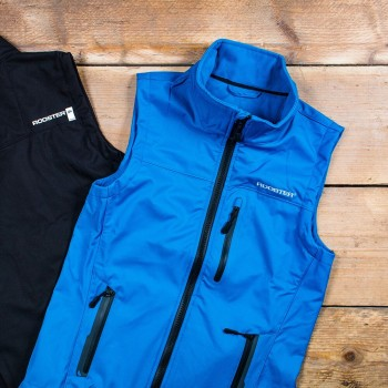 NEW / Soft Shell Gilet