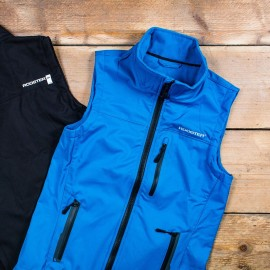 (NEW) Soft Shell Gilet - size M in stock other sizes to order